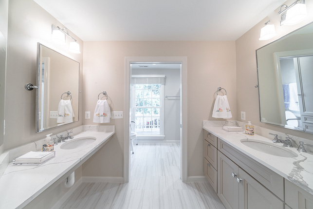 bathroom renovation in northern virginia