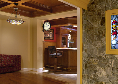 Daniels Design and Remodeling, home remodel, remodeling ideas, Northern Virginia remodeling, ceiling lighting, ceiling design, details, home renovation, basement remodel, basement design ideas, remodeling contractor, basement bar, man cave, bar design, bar add on, bar seating
