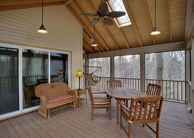 Northern Virginia Sunroom Addition