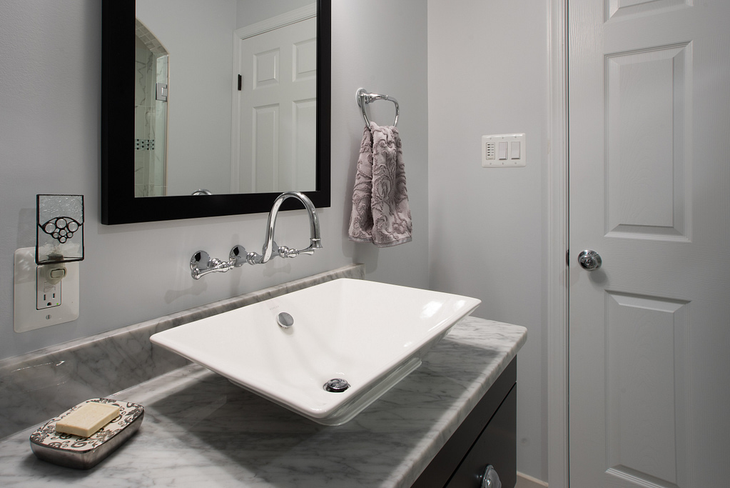 Luxury Bathroom Restoration in Northern Virginia