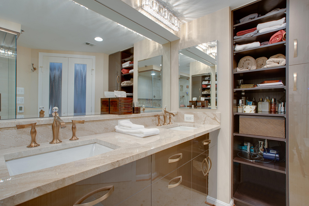 Northern Virginia Bathroom Renovation