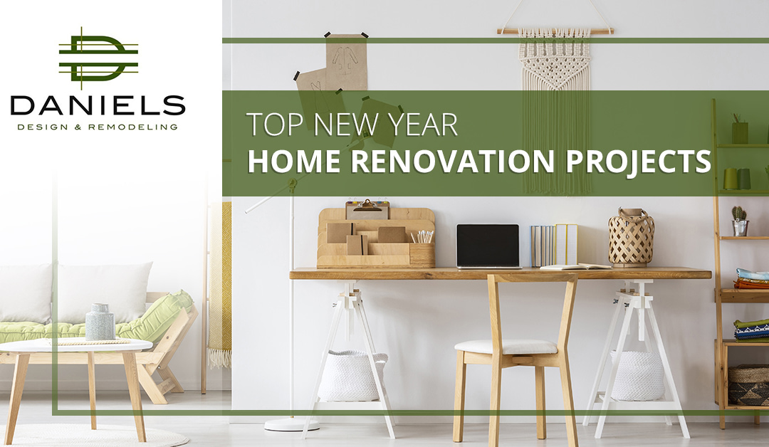 Top New Year Home Renovation Projects