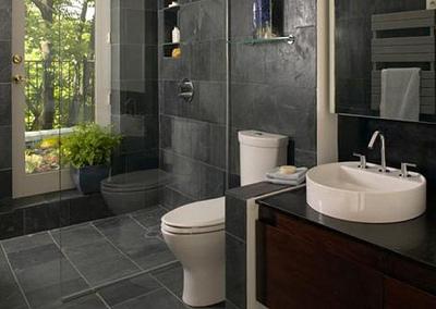 Small Bath Design in Northern Virginia