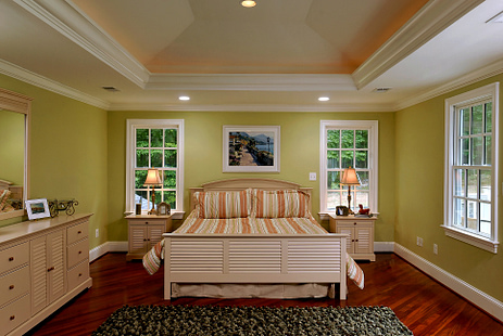 Master Bedroom Partial view