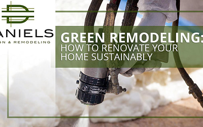 Green Remodeling: How To Renovate Your Home Sustainably