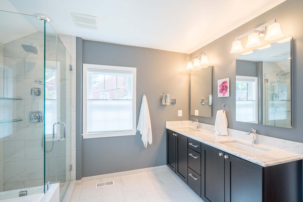 Master Bathroom Remodeling in Northern Virginia