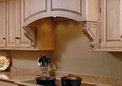 Luxurious kitchen remodel in Fairfax Station