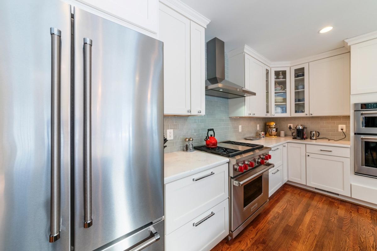 custom kitchen design by daniels design & remodeling