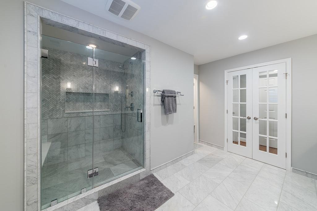 Home Bathroom Renovation in Northern Virginia
