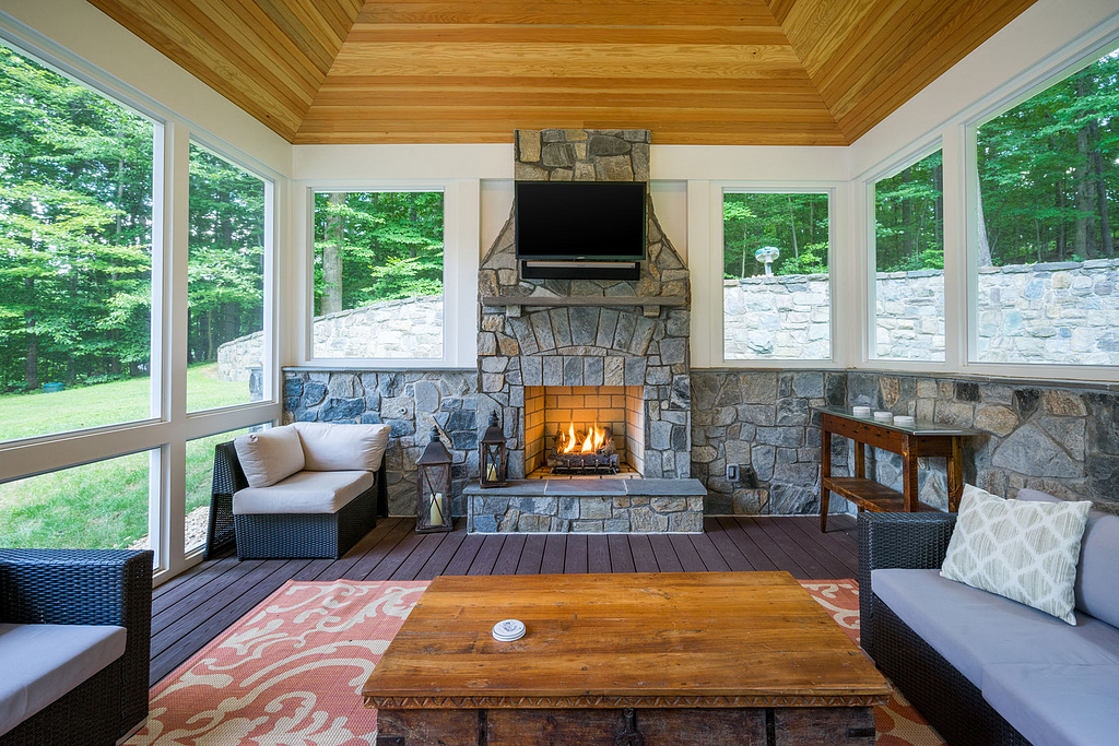 Porch Design Northern Virginia