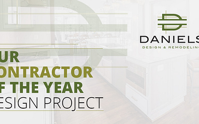 Our Contractor of the Year Design Project
