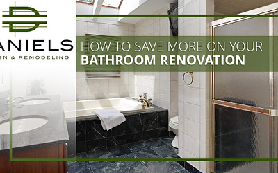 How to Save More on Your Bathroom Renovation