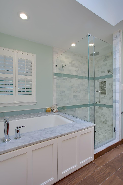 Luxury Bathroom Restoration Northern Virginia