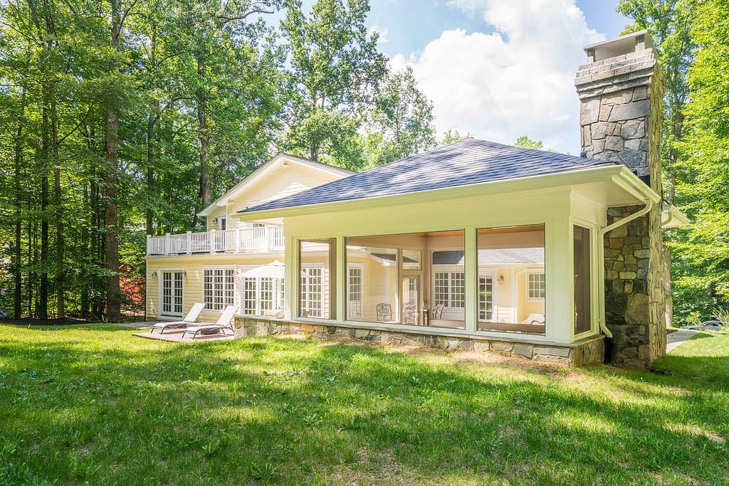 Enclosed Patio Ideas in Northern Virginia
