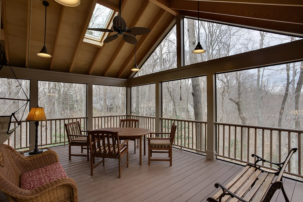 Sunroom Addition in Northern Virginia