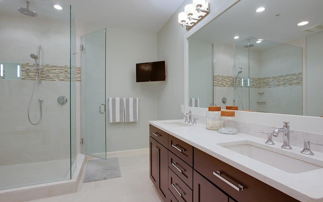 Aging in Place Bathroom Design