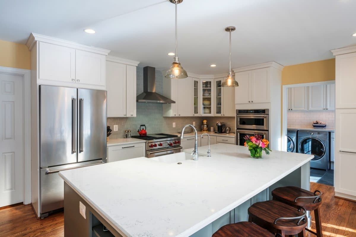 best contemporary kitchen designs by daniels design & remodeling