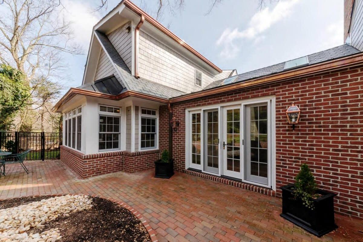 exterior designs by daniels design & remodeling