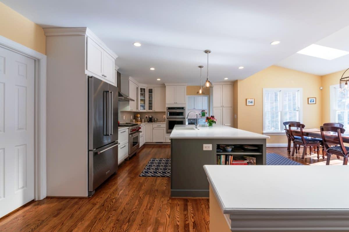 luxury kitchen cabinets in northern virginia