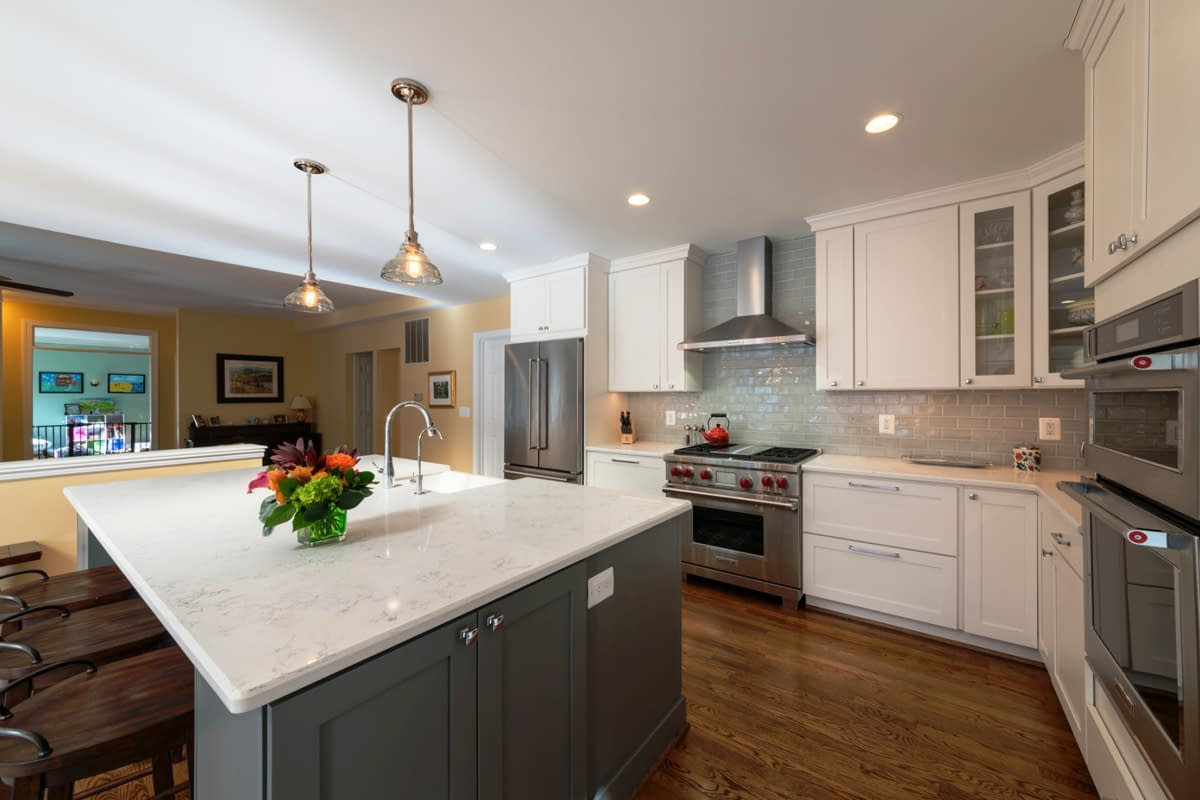 best modern kitchen designs by daniels design & remodeling