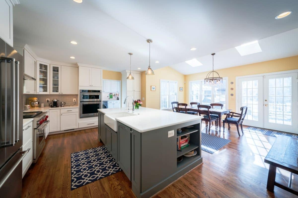 best custom kitchen remodels in northern virginia