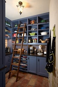 blue-elegant-kitchen-pantry-shelving