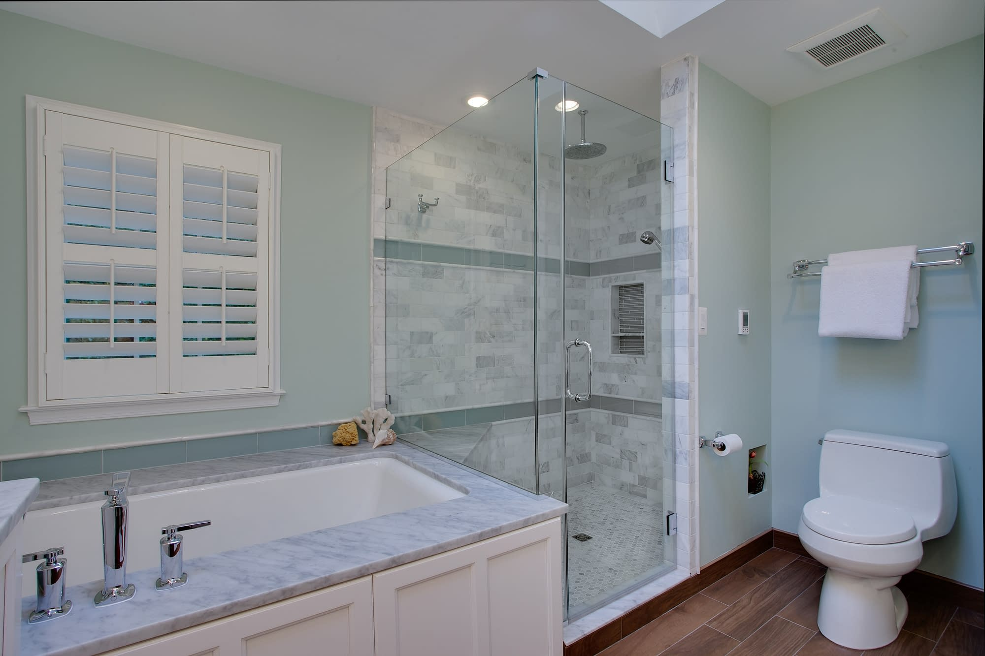 Custom Bathrooms Northern Virginia