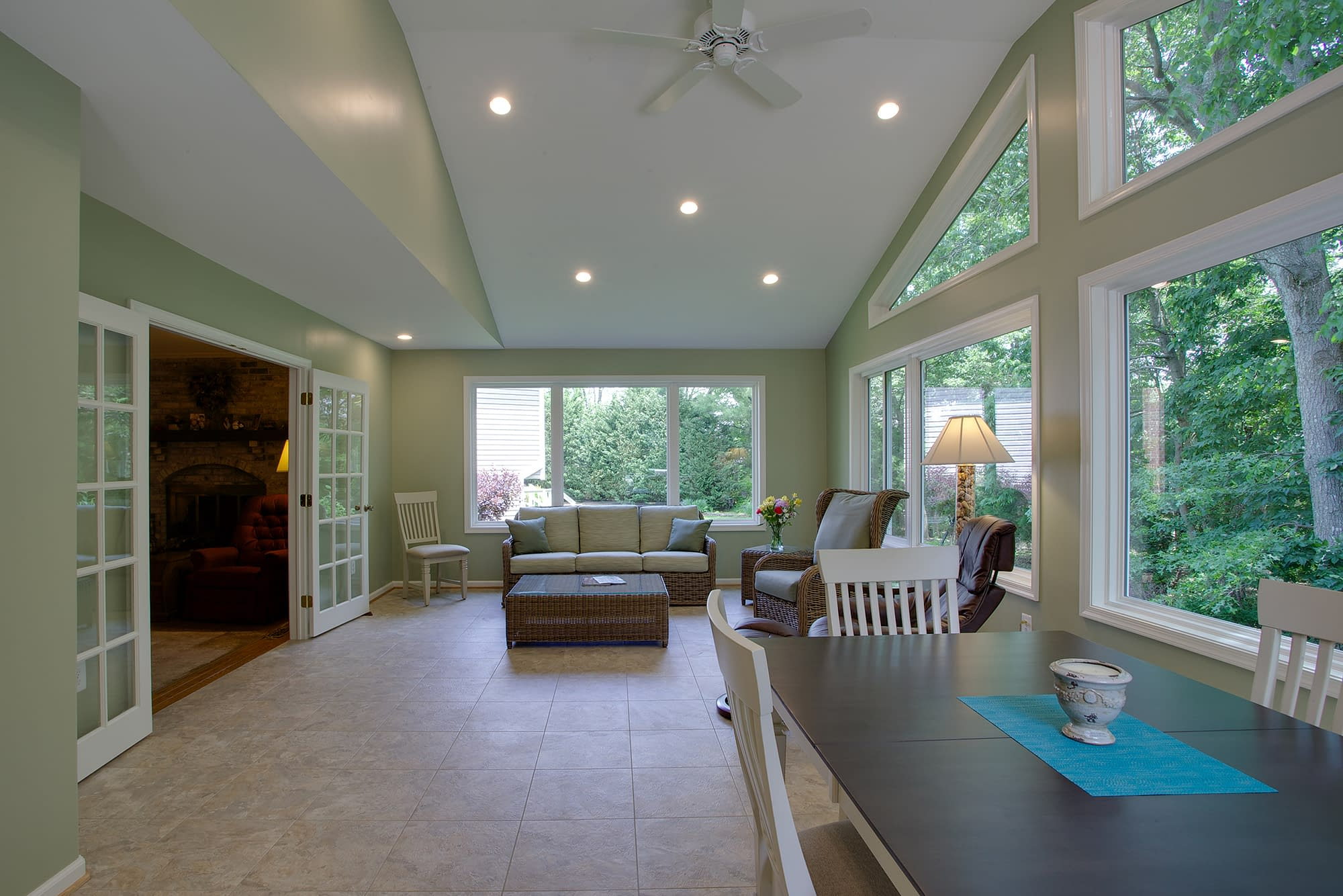 Room Additions in Northern Virginia