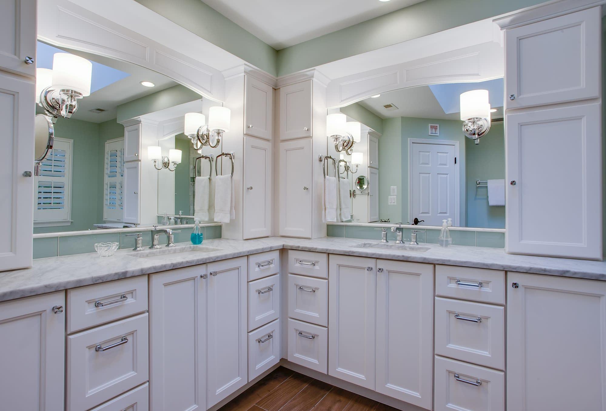 Custom Bathrooms in Northern Virginia