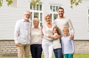 mulit-generational homes