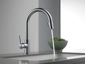 Moen Kitchen Faucet Hands Free - Cleandus within Lovely Hands Free Kitchen Faucet - Kitchen Ideas- tiraq.com