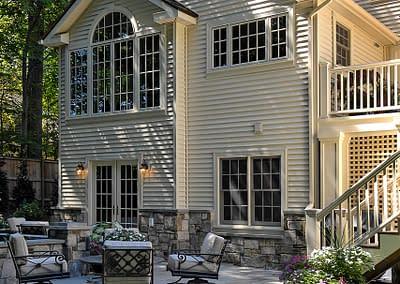 Porch Design in Northern Virginia