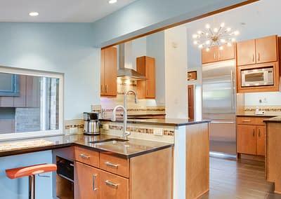 Kitchen remodel in northern virginia