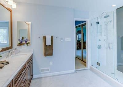 Northern Virginia Luxury Bathroom Ideas