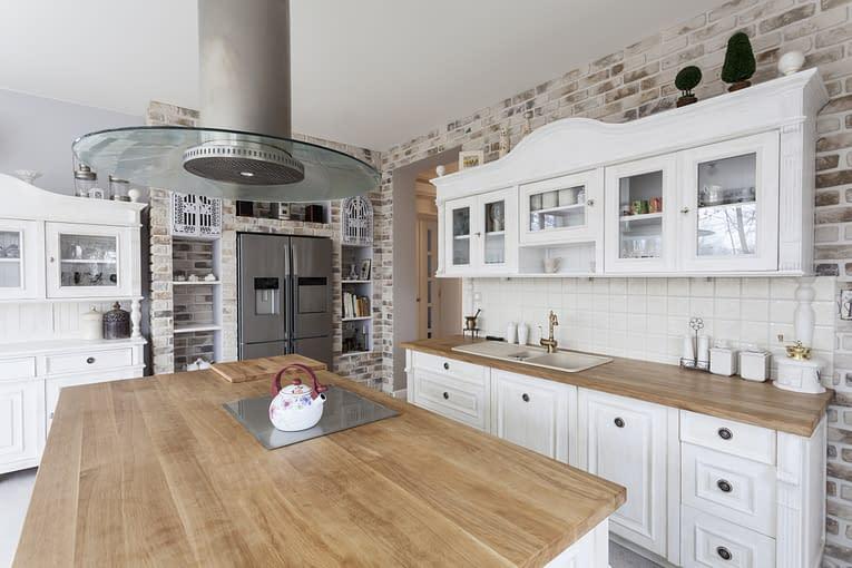 craftsman kitchen design style