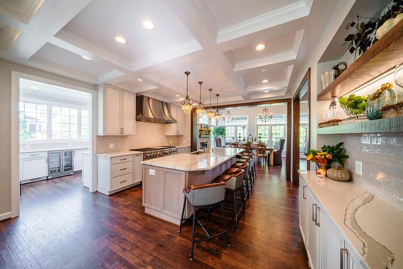 best kitchen islands in northern virginia