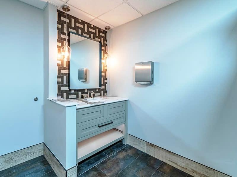bathroom vanity remodel in northern virginia