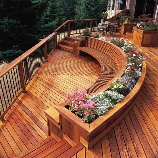 Decks With The Wow Factor