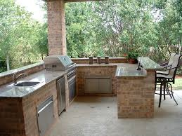 Outdoor Bars & Kitchens Complete The Home