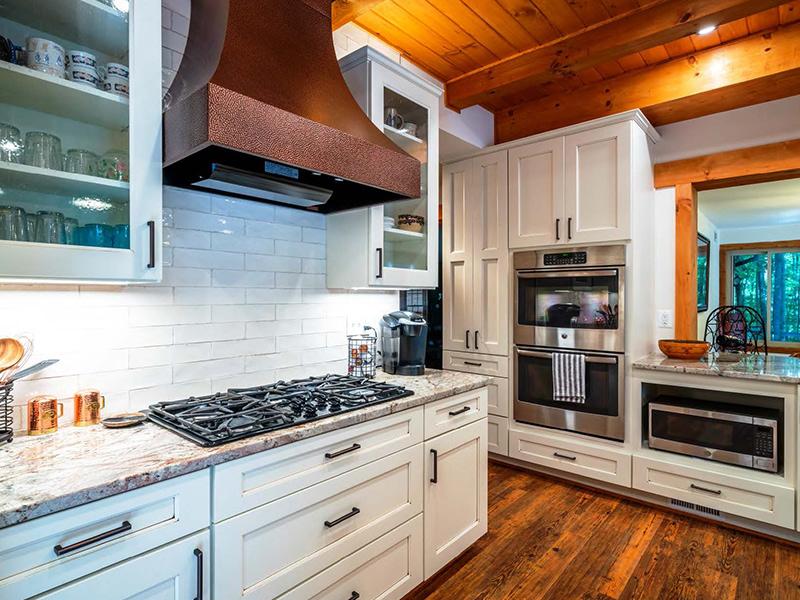 contemporary kitchen remodel in fairfax